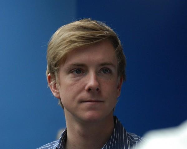 Chris Hughes in 2009