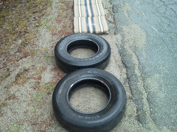 Maine Forest Service rangers say that Albert Dow, Jr., 49, has been issued a summons for allegedly dumping refuse on the Lily Road in Dedham.