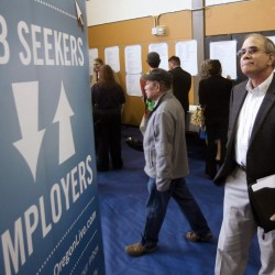 Job recovery slow for Americans in prime working years