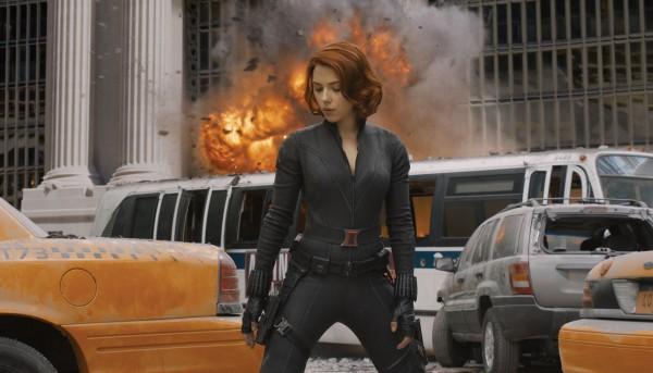 Scarlett Johansson stars as Black Widow in &quotThe Avengers.&quot