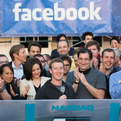 Facebook raises IPO price as offering nears
