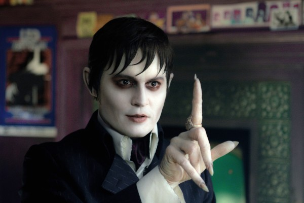 In this film image released by Warner Bros., Johnny Depp portrays Barnabas Collins in a scene from &quotDark Shadows.&quot