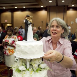 For gay marriage opponents, moments shape minds