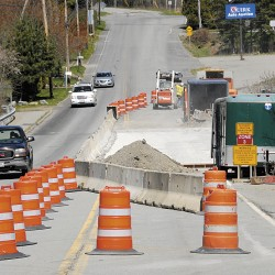 Chamberlain Bridge will receive a facelift