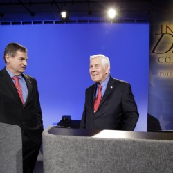 Republican Senate outlook dims as tea party choice beats Lugar