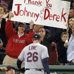 Valentine downplays Josh Beckett's golf outing