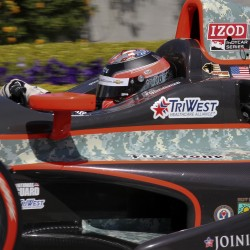 Castroneves hoping for new start at Indianapolis