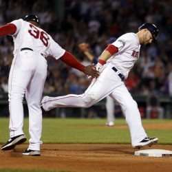 Jimenez pitches Indians past Red Sox 5-3