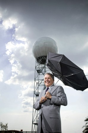"""John L. """"Jack"""" Hayes was National Weather Service director since 2007. He did not mention the investigative report in a farewell he wrote to employees on Friday."""