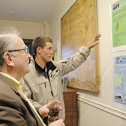 Bangor High geography students to map Maine's role in the Civil War