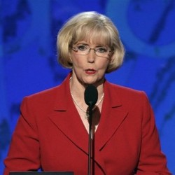 Equal-pay stalwart Lilly Ledbetter tells women's conference attendees to push for fair wages