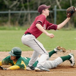 Close encounters spark MDI baseball team