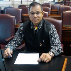 First Maliseet legislator focusing on new role at State House