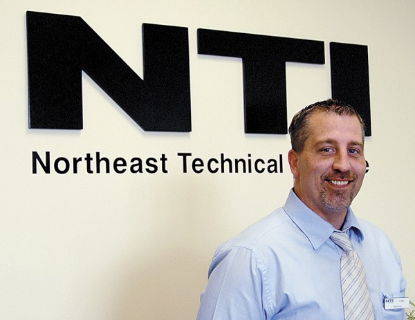 Cory Thibodeau is the career services administrator at Northeast Technical Institute, which offers CDL training programs in Bangor and Scarborough.