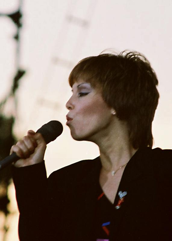 Pat Benatar performs in September 2007.