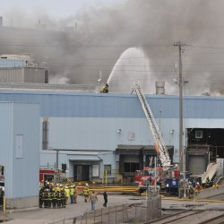 Officials investigating fire at Minn. Verso mill that killed 1 and injured 4