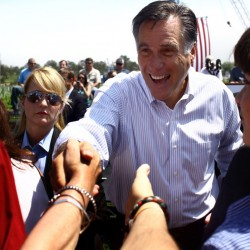 Romney hits Obama on defense as candidates make Virginia swing