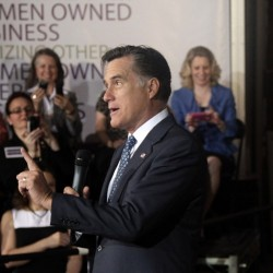 Romney should ignore the 'gender gap' mythology