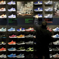 'Toning shoes' fail to fast-track fitness goals