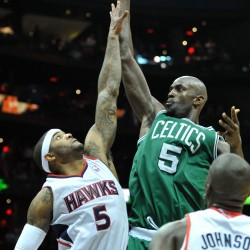 Celts fail to get final shot after Rondo steal, Hawks stay alive