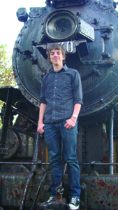Andrew Schanck, valedictorian for MCI, 2012