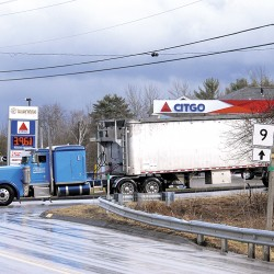 Drivers wanted: a strong demand exists for commercial trucks