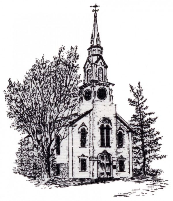 Trinitarian Congregational Church, Castine