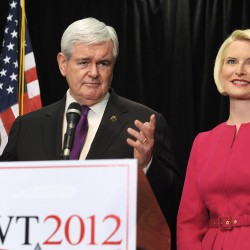 The temptation of Callista Gingrich