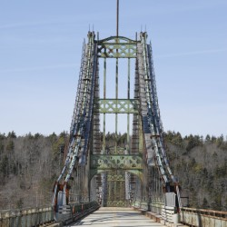 Waldo-Hancock Bridge celebrates its final birthday before demolition
