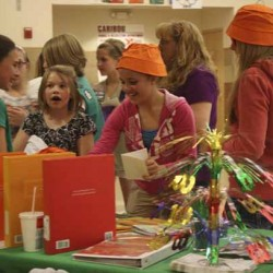 Girl Scouts save water, support area gardeners