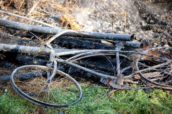 Fire Destroys Gouldsboro Barn Kills Animals Inside Hancock