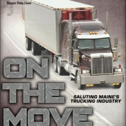 Stories about Maine's trucking industry and its highways