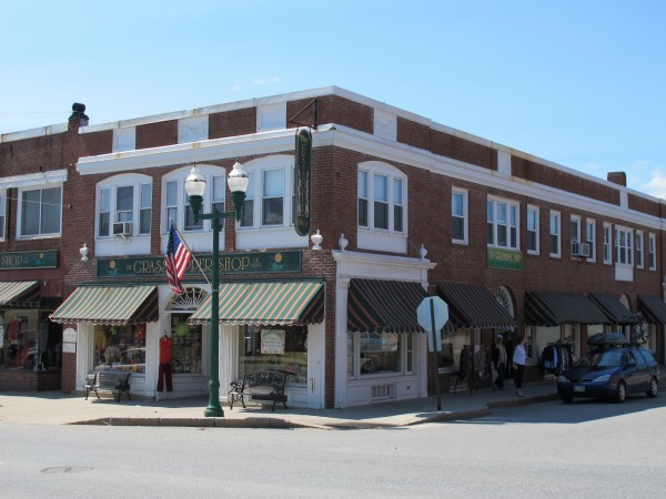 The Grasshopper Shop in Ellsworth, which has occupied the same spot on Main Street for 30 years, was sold on Tuesday, May 15, 2012. The new owner, Elizabeth McMillan of Lamoine, said she plans to retain the name and most of the boutique's product lines.