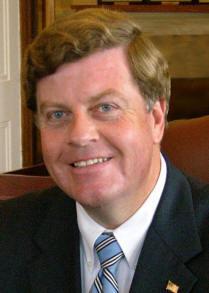 Sen. Barry Hobbins, D-Saco