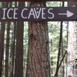 Keeping it cool: Debsconeag Ice Caves