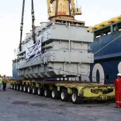 285-ton transformer headed to Lewiston