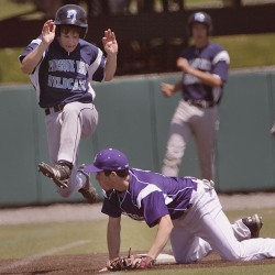 Presque Isle climbing way up Class B baseball ranks