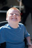 Logan, 12, of Brewer who lives with spinal muscular atrophy, will visit Walt Disney World to have a Jedi Training Academy experience at Hollywood Studios thanks to Make-A-Wish Maine and previous donations to the organization. Walk For Wishes will be held Saturday, May 19, in Bangor.
