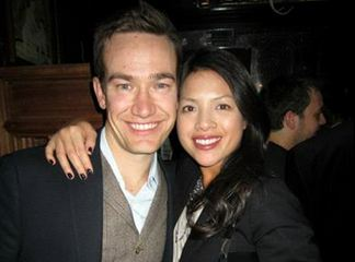 Nathan Bihlmaier and Nancy Ho Bihlmaier recently.