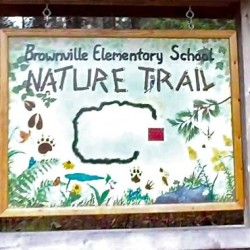 Brownville Elementary School aims to build outdoor classroom along nature trail