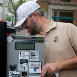 Portland to see credit card parking meters