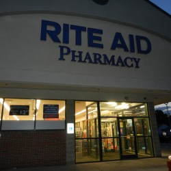 Bangor Rite Aid robbed for second time in 9 days