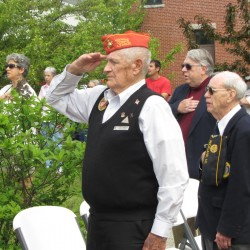 Sibling of World War I soldier awaits dedication of Rockland memorial