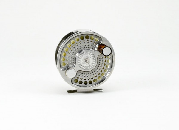The titanium Charlton fly reel sold recently for $31,050 at Lang's Auction.