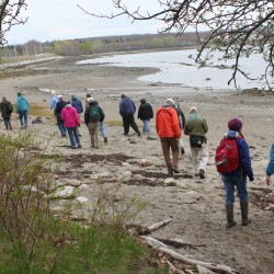 The free program teaching volunteers how to save Penobscot Bay