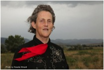 Autism advocate Temple Grandin will speak Sunday at the University of Southern Maine in Portland.