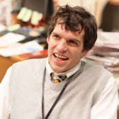 Tim Simons, a native of Readfield, stars in the new HBO series &quotVeep.&quot