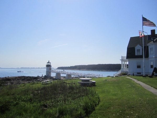 Marshall Point Lighthouse and Historical Museum.