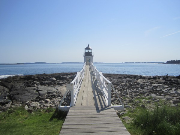 The Marshall Point Lighthouse, which was featured in the 1994 Tom Hanks movie, &quotForrest Gump.&quot