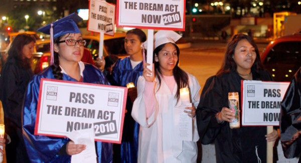 The DREAM Act has been stalled for more than 10 years.